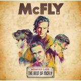 Mcfly Memory Lane The Best Of Mcfly [cd Original Lacrado]